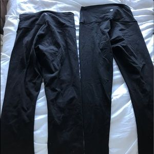lululemon athletica Pants - lululemon wunder leggings $30 for BOTH